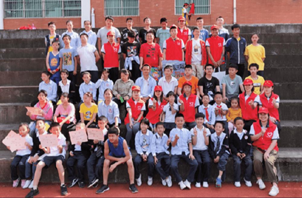 丽水特殊学校冬季运动会